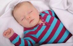 Lietuvoje populiarėja prietaisas, padedantis kūdikiams ir vaikams saldžiai miegoti