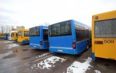 Nuo kovo Vilniuje keisis dalies autobusų tvarkaraščiai