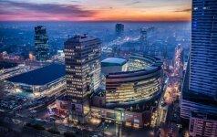 3 priežastys aplankyti Varšuvą: kuo ji nustebins