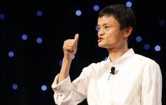 Alibaba Group vadovas Jackas Ma