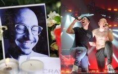 """""""Linkin Park grupės nariai prabilo apie savo lyderio netektį: mūsų širdys sudaužytos"""
