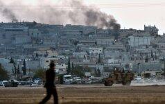 Islamistų niokojama Sirija