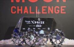 """Japonija pristatė mėnuleigį, sukurtą """"Google"""" """"Lunar XPRIZE"""" iššūkiui"""