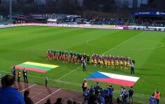 Čekija - Lietuva