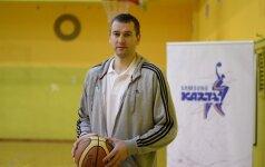 T. Masiulis: žaidžiant, trenerio pareigos atrodo lengvos ir paprastos