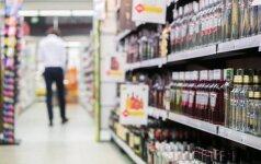 Prekybininkai nusivylė bandymu stabdyti dokumentų tikrinimą perkant alkoholį
