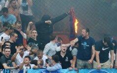 """""""Zenit"""" įveikė CSKA ir laimėjo Rusijos supertaurę"""