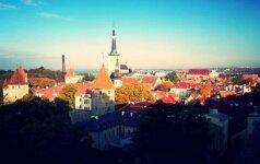 Rusija pavadino diplomatų išsiuntimą iš Estijos provokacija