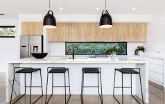 Interjero dizainerių patarimai, kaip sukurti tinkamą apšvietimą svarbiausiose namų zonose
