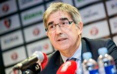 Eurolyga atmetė FIBA pasiūlymą, bet sutinka tęsti diskusiją