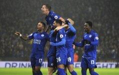 Premier lyga, Leicester City