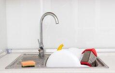 Nemaloniausios dėmės virtuvėje: kaip jas pašalinti