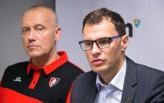 """""""Lietuvos rytas"""" apsisprendė dėl vidurio puolėjo, bet naujoko turės laukti ilgai"""
