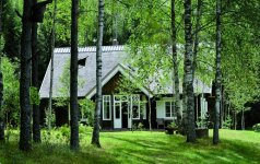 Japonės kurta sodyba lietuviams – stilistiniai netikėtumai jaukiai atstatytame būste