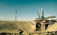 Baikonuro kosmodromas, Baltic Clipper nuotr.