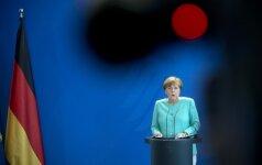 """Paryžius ir Berlynas suderino veiksmų planą dėl """"Brexit"""""""