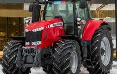 Traktorių gamintojai žengia į alternatyviąją akcijų rinką