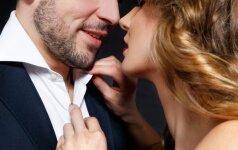 Kodėl meilužis seksualesnis nei vyras