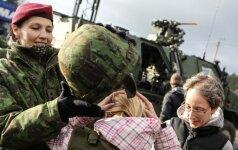 Kodėl svarbu prisidėti prie paramos Lietuvos kariuomenei?