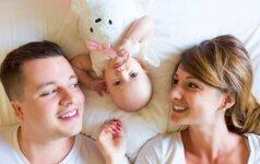 10 klausimų gydytojai apie intymius santykius po gimdymo