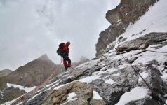 Ekspedicijos dienoraštis: tarsi kulkos zvimbiantys akmenys ir netikėtas svečias 5 km aukštyje