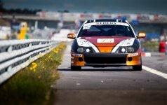 Bunasta by Žaibelis motorsport komanda Eneos 1006 km lenktynėse su Honda Integra užėmė devintą vietą