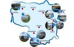 Top 10 lankomiausių Lietuvos ežerų: būtų nuodėmė jų nepamatyti