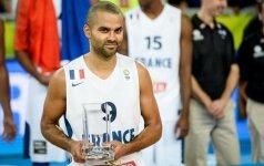 T. Parkeris – geriausias Prancūzijos metų sportininkas