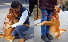 Nežinote, ką apkabinti per Valentino dieną? Šis šuo laukia jūsų!