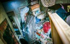 Teko įsiveržti į butą Žirmūnuose: vaizdas, kurio nepamirši