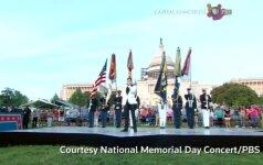 """""""The Beach Boys"""" dainos liejosi per Nacionalinės atminimo dienos koncerto repeticiją"""