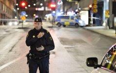 Švedija: šaudynės migrantų gyvenamame Malmės rajone