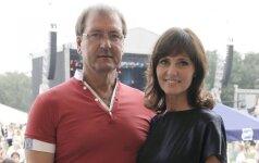 V. Uspaskicho ir J. Blažytės skyrybos teisme vyksta be jų: bendrauja tik advokatai