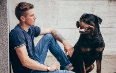 Dresūros specialisto K. Grigaliūno patarimai šunų augintojams