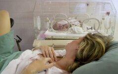 Mano gimdymo istorija: jis gyvas!