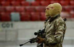 Lenkijoje sulaikytas irakietis, įtariamas terorizmu