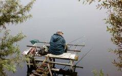 Siūloma uždrausti Lietuvoje pamėgtą žvejybos būdą