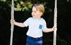 Princas Williamas: sūnus gavo pernelyg daug gimtadienio dovanų