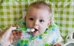 12 dalykų, kuriuos reikia žinoti apie kūdikio primaitinimą