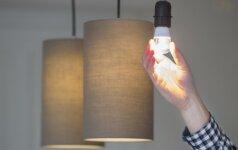 Kaip geriausia apšviesti skirtingas namų erdves?