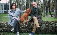 Žygis Stakėnas: tėvai turi suprasti, kad gyvūnu rūpintis turės jie