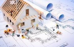 Reali projektuotojo praktika: kaip statomas pasyvus namas?
