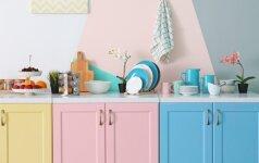 Esminės virtuvės planavimo klaidos