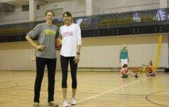 Europos čempionė L. Brazdeikytė: mergaičių krepšinyje – daug problemų