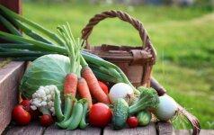 3 sveikesnio maisto gaminimo taisyklės
