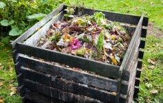 Patarimai, kaip tinkamai paruošti kompostą