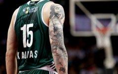 Įvertinkite naująją Roberto Javtoko tatuiruotę