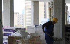 Statybininkams teks išmokti rūšiuoti