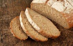 Pagamink šedevrą iš senos duonos!