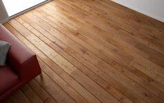 Kaip atnaujinti kietmedžio grindis?
